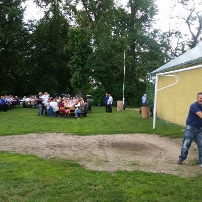 Piknik integracyjny mieszkańców w Olesznie