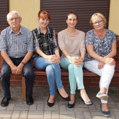 Przedwakacyjne spotkanie koła SLD Rąbin w Inowrocławiu