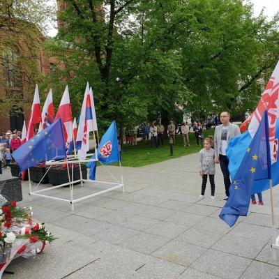 Święto Pracy w Bydgoszczy 2018 r.